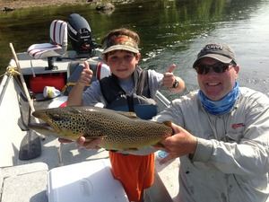 Bait and Spin Guided Trip Information